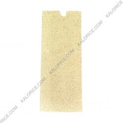 Habillage vermiculite hauteur 420 mm côté droit RIKA Sumo (Filo jusqu'au n°1356535)
