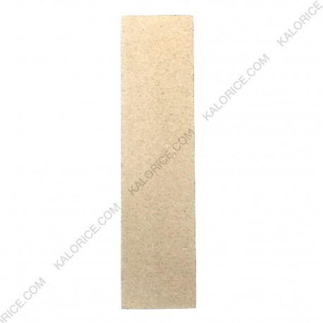 Paroi latérale arrière vermiculite Kapo RIKA